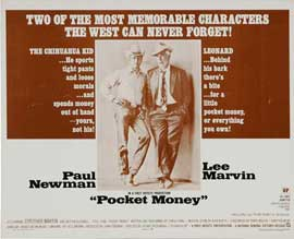 Pocket Money - 22 x 28 Movie Poster - Half Sheet Style A