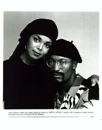 Poetic Justice - 8 x 10 B&W Photo #8
