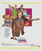 Point Blank - 11 x 17 Movie Poster - Style I
