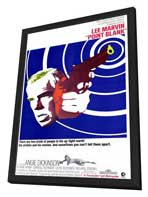 Point Blank - 11 x 17 Movie Poster - Style A - in Deluxe Wood Frame