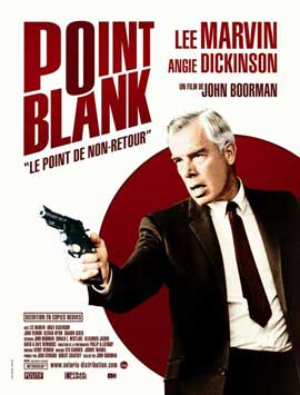 Point Blank - 27 x 40 Movie Poster - French Style C