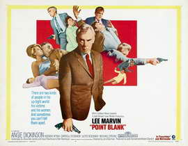Point Blank - 27 x 40 Movie Poster - Style D