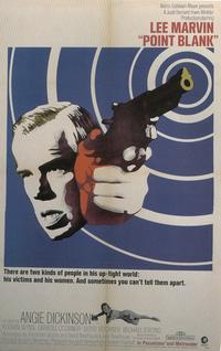 Point Blank - 11 x 17 Movie Poster - Polish Style F