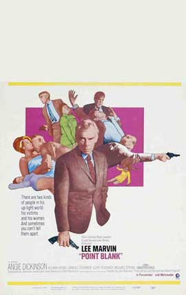 Point Blank - 14 x 22 Movie Poster - Style A