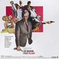 Point Blank - 30 x 30 Movie Poster - Style A