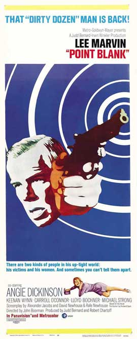 Point Blank - 14 x 36 Movie Poster - Insert Style A