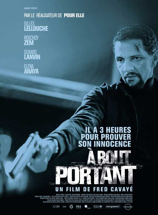 point blank movie poster 2010 1020669378 - Point Blank - Zor Hedef