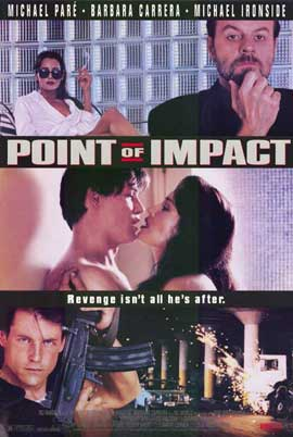 Point of Impact - 11 x 17 Movie Poster - Style A