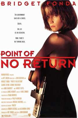 Point of No Return - 11 x 17 Movie Poster - Style A