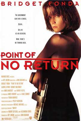 Point of No Return - 27 x 40 Movie Poster - Style A