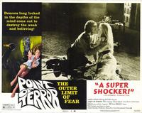 Point of Terror - 11 x 14 Movie Poster - Style F