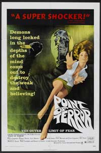 Point of Terror - 27 x 40 Movie Poster - Style A