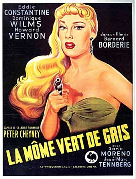 Poison Ivy - 11 x 17 Movie Poster - French Style A