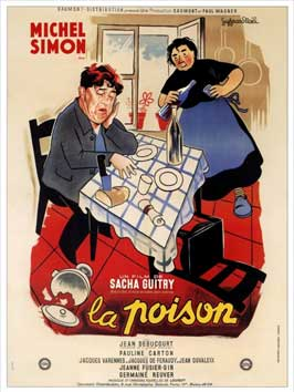 Poison - 11 x 17 Movie Poster - French Style B