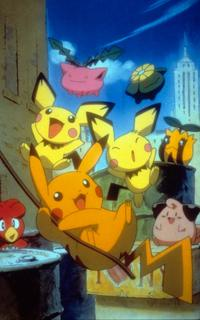 Pokemon 3: The Movie - 8 x 10 Color Photo #5