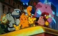 Pokemon 3: The Movie - 8 x 10 Color Photo #8