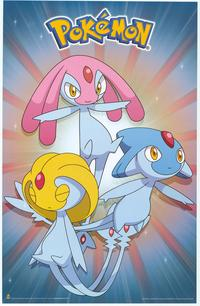 Pokemon 4ever - TV Poster - 22 x 34 - Style A