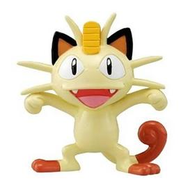 Pokemon - Monster Collection M-070 Meowth Mini-Figure