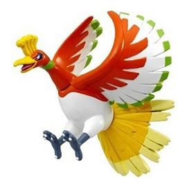 Pokemon - Monster Collection M-082 Ho-Oh Mini-Figure
