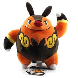 Pokemon - Center Black and White Pignite Plush