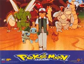 Pokemon: The First Movie - 11 x 14 Poster French Style C