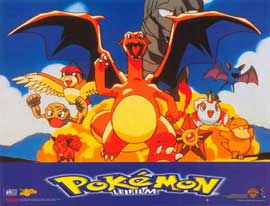 Pokemon: The First Movie - 11 x 14 Poster French Style D