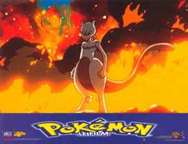 Pokemon: The First Movie - 11 x 14 Poster French Style E