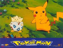 Pokemon: The First Movie - 11 x 14 Poster French Style G