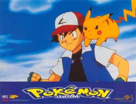 Pokemon: The First Movie - 11 x 14 Poster French Style H
