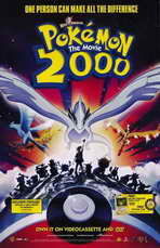 Pokemon the Movie 2000: The Power of One - 11 x 17 Movie Poster - Style B