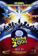 Pokemon the Movie 2000: The Power of One - 27 x 40 Movie Poster - Style A