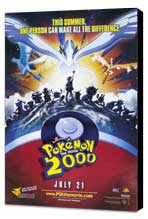 Pokemon the Movie 2000: The Power of One - 11 x 17 Movie Poster - Style A - Museum Wrapped Canvas