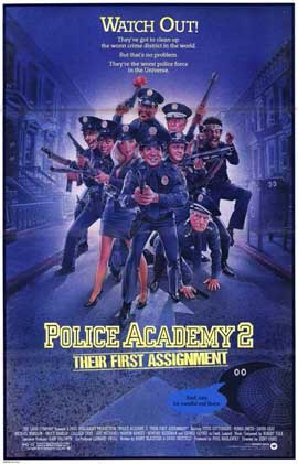 Police Academy 2: Their First Assignment - 11 x 17 Movie Poster - Style A