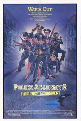 Police Academy 2: Their First Assignment - 27 x 40 Movie Poster - Style A