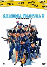 Police Academy 2: Their First Assignment - 27 x 40 Movie Poster - Polish Style A
