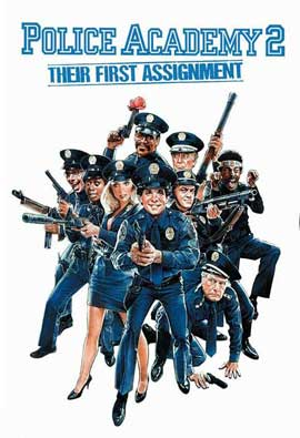 Police Academy 2: Their First Assignment - 11 x 17 Movie Poster - Style B