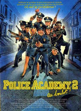 Police Academy 2: Their First Assignment - 11 x 17 Movie Poster - French Style A