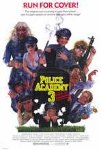 Police Academy 3 Back in Training