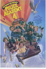 Police Academy 4: Citizens on Patrol - 27 x 40 Movie Poster - Style A