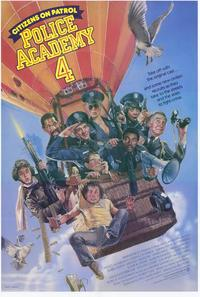 Police Academy 4: Citizens on Patrol - 43 x 62 Movie Poster - Bus Shelter Style A