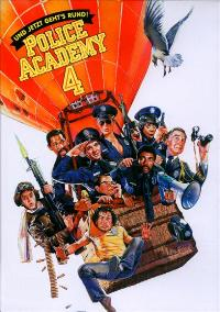 Police Academy 4: Citizens on Patrol - 27 x 40 Movie Poster - German Style A