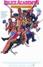 Police Academy 5: Assignment Miami Beach - 11 x 17 Movie Poster - Style A
