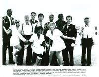 Police Academy 5: Assignment Miami Beach - 8 x 10 B&W Photo #4