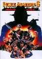 Police Academy 6: City under Siege - 27 x 40 Movie Poster - German Style A