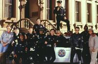 Police Academy 6: City under Siege - 8 x 10 Color Photo #1