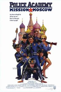 Police Academy: Mission to Moscow - 27 x 40 Movie Poster - Style A