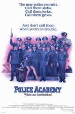 Police Academy - 11 x 17 Movie Poster - Style A