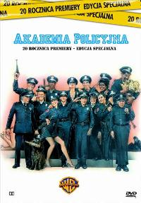 Police Academy - 27 x 40 Movie Poster - Polish Style A
