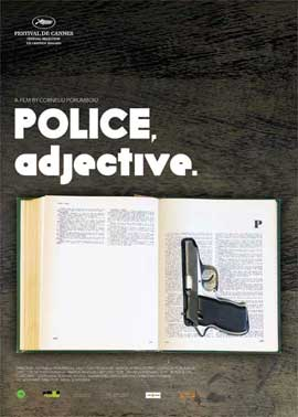 Police, Adjective - 11 x 17 Movie Poster - UK Style A
