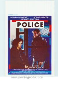 Police - 11 x 17 Movie Poster - Belgian Style A